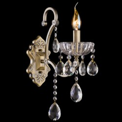Настенный светильник EUROSVET 3108/1 античная бронза АЗИЯ