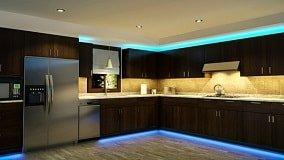 Подсветка LED для кухни