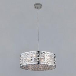 Подвесной светильник с хрусталем BOGATE*S 289/4 Strotskis