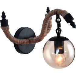 Настенный светильник DIVINARE 8055/01 AP-1 (ИТАЛИЯ)