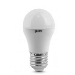Лампочка светодиодная 105102107 E27 6.5W теплый свет