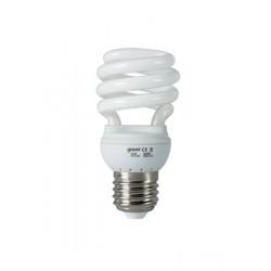 Лампочка энергосберегающая 172215 E27 15W холодный свет