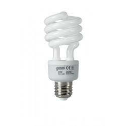 Лампочка энергосберегающая  212223  E27 23W холодный свет