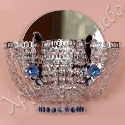 Настенный светильник ГУСЬ-ХРУСТАЛЬНЫЙ 1061 (РОССИЯ)