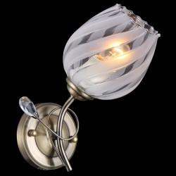 Настенный светильник NATALI KOVALTSEVA 11475/1W ANTIQUE (ГЕРМАНИЯ)