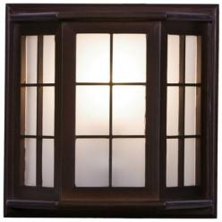 Настенный светильник VELANTE 502-721-01 (ИТАЛИЯ)