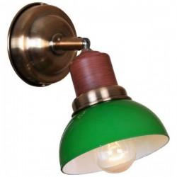 Настенный светильник VELANTE 320-581-01 ИТАЛИЯ