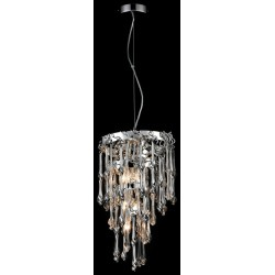 Подвесной светильник с хрусталем WERTMARK WE187.05.103 ГЕРМАНИЯ