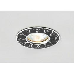 Встраиваемый светильник AMBRELLA LIGHT A805 BK/AL (АЗИЯ)