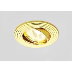 Встраиваемый светильник AMBRELLA LIGHT 733 GD (АЗИЯ)
