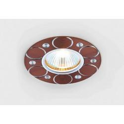 Встраиваемый светильник AMBRELLA LIGHT A808 AL/BR (АЗИЯ)