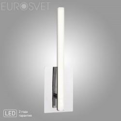 Настенный светильник LED EUROSVET 90020/1 хром АЗИЯ