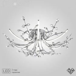 Потолочный светильник LED EUROSVET 90037/6 АЗИЯ