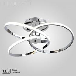 Потолочный светильник LED EUROSVET 90044/3 АЗИЯ