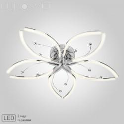 Потолочный светильник LED EUROSVET 90056/5 АЗИЯ