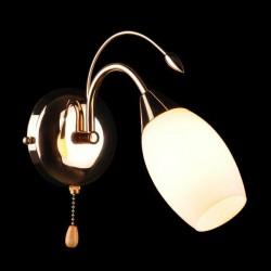 Настенный светильник EUROSVET 22080/1 золото АЗИЯ