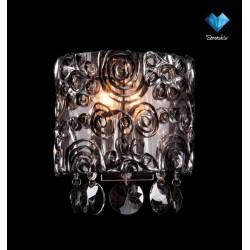 Настенный светильник EUROSVET 3400/2 золото АЗИЯ