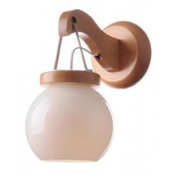 Настенный светильник ZAKLAD 45 сосна (ПОЛЬША)