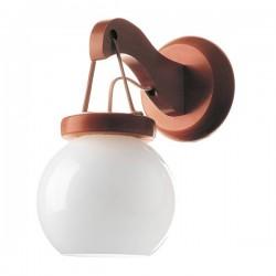 Настенный светильник ZAKLAD 45 дуб (ПОЛЬША)