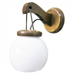 Настенный светильник ZAKLAD 45 орех  (ПОЛЬША)
