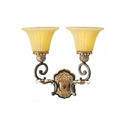 Настенный светильник CHIARO Версаче 254022202 (ГЕРМАНИЯ)