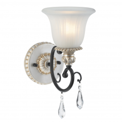 Настенный светильник CHIARO Версаче 254024501 (ГЕРМАНИЯ)