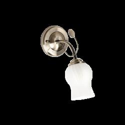 Настенный светильник DE MARKT Флора 256028401 (ГЕРМАНИЯ)