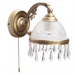 Настенный светильник MW-LIGHT Ангел 295026101 (ГЕРМАНИЯ)
