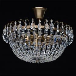 Люстра MW-LIGHT Хрустальная Изабелла 351017208 (ГЕРМАНИЯ)