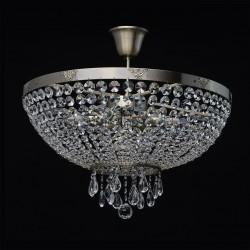 Люстра MW-LIGHT Хрустальная Изабелла 351017306 (ГЕРМАНИЯ)