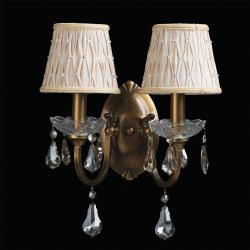 Настенный светильник CHIARO Паула 411020202 (ГЕРМАНИЯ)