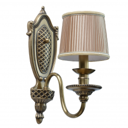 Настенный светильник CHIARO Паула 411021101 (ГЕРМАНИЯ)