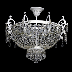 Люстра MW-LIGHT Хрустальная Селена 482011408 (ГЕРМАНИЯ)