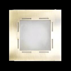 Настенный светильник DE MARKT Кредо 507020701 (ГЕРМАНИЯ)
