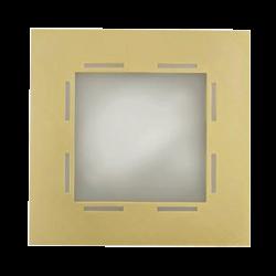 Настенный светильник DE MARKT Кредо 507020901 (ГЕРМАНИЯ)