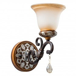 Настенный светильник CHIARO Лоренцо 621021801 (ГЕРМАНИЯ)
