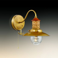 Настенный светильник ODEON 2617/1W ИТАЛИЯ
