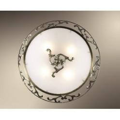 Настенно-потолочный светильник ODEON 2727/4C (ИТАЛИЯ)